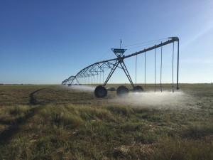 Pivot_irrigator